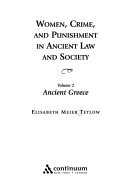 Women  Crime and Punishment in Ancient Law and Society