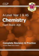 AS Year 1 Chemistry