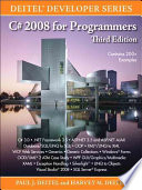 C  2008 for Programmers