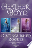 Distinguished Rogues Book 1 3