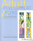 Adult Development   Aging