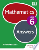Mathematics Year 6 Answers