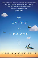 The Lathe of Heaven-book cover