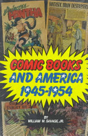 Comic Books and America  1945 1954
