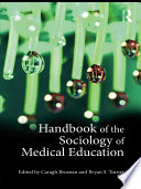 Handbook of the Sociology of Medical Education