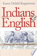 Indians and English