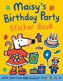 Maisy's Birthday Party Sticker Book