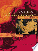 Ancient Meteorology