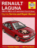 Renault Laguna Service And Repair Manual