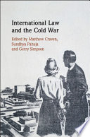International law and the Cold War document cover