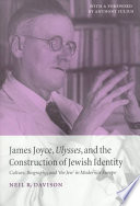 James Joyce  Ulysses  and the Construction of Jewish Identity