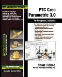 Ptc Creo Parametric 3 0 for Designers
