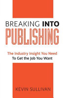 Breaking Into Publishing