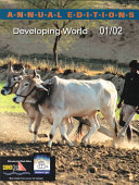 annual editions developing world