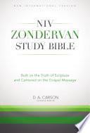 The NIV Zondervan Study Bible  eBook