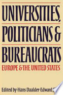 Universities  Politicians and Bureaucrats