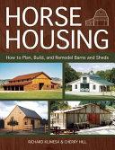 Horse Housing