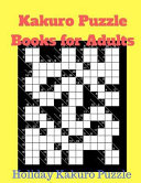 Kakuro Puzzle Books for Adults