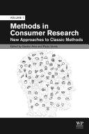 Methods in Consumer Research, Volume 1