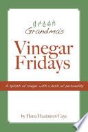 Vinegar Fridays