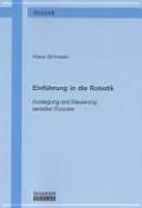 Einführung in die Robotik