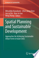 Spatial Planning And Sustainable Development