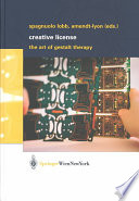 Creative License : of therapeutic interventions, including artistic materials and...