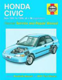 Honda Civic Service And Repair Manual
