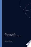 Afrique plurielle