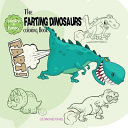 The Farting Dinosaurs Coloring Book