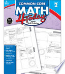 Common Core Math 4 Today  Grade 2