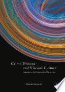 Crime  Prisons and Viscous Culture