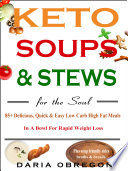 Keto Soups Stews For The Soul