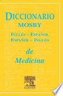 Diccionario Mosby