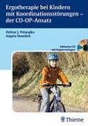 Ergotherapie bei Kindern mit Koordinationsstörungen