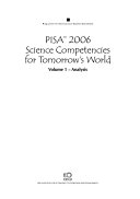 PISA PISA 2006 Science Competencies for Tomorrow s World  Volume 1  Analysis