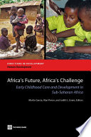 Africa s Future  Africa s Challenge