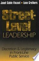 Street level Leadership