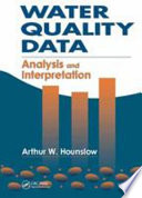 Water Quality Data book