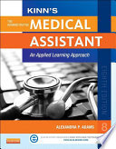 Kinn S The Administrative Medical Assistant E Book