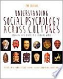 Understanding Social Psychology Across Cultures
