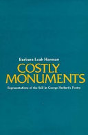 Costly Monuments