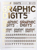 Graphic Digits : the pages of our books. numbers...