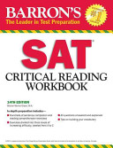 Barron s SAT Critical Reading Workbook