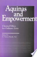 Aquinas And Empowerment book