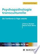 illustration Psychopathologie transculturelle