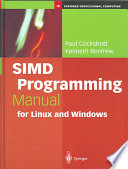 illustration SIMD Programming Manual for Linux and Windows