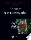 illustration Sciences de la conservation