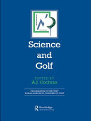 Science and Golf  Routledge Revivals