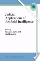 Judicial Applications Of Artificial Intelligence : in which ai (artificial intelligence) technology will...